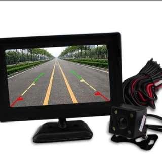 12v rear view camera