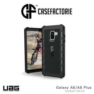 UAG Outback Case for Samsung Galaxy A8/A8 Plus 2018