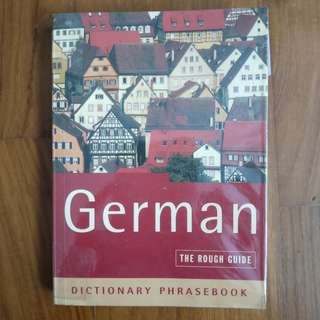 German - English Pocket Dictionary