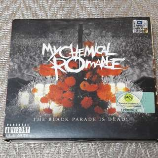 My Chemical Romance - The black parade is dead CD