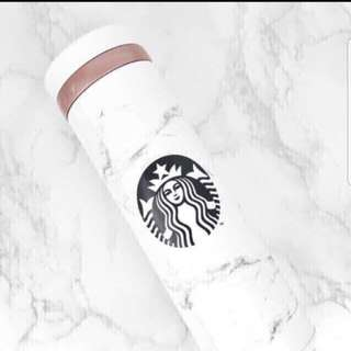 STARBUCKS CORE MARBLE THERMAL FLASK