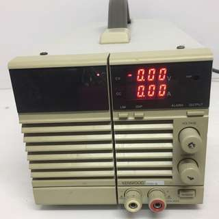 KENWOOD PS 60-12 POWER SUPPLY (Quantity 2)