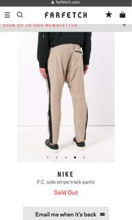 NIKE F.C PANTS