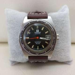 Tissot vintage diving watch