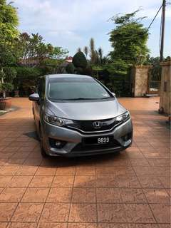 Honda Jazz 1.5 Fullspec