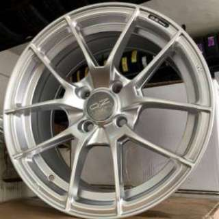 15 inch Oz Racing HLT Pcd100