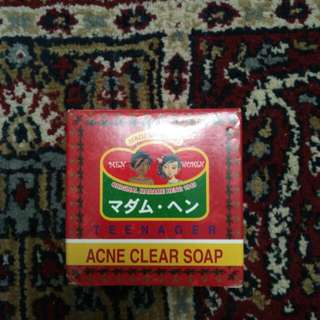 Famous Whitening Soap from Thailand!