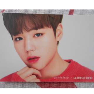WANNA ONE INNISFREE PC DUPLICATE