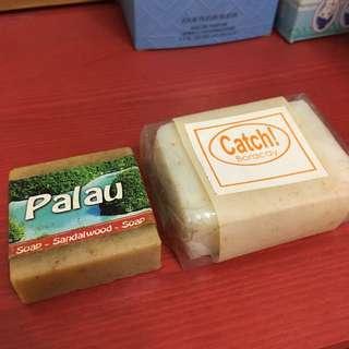 肥皂/香皂 2塊全新