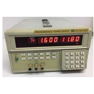 GW PPS-1860 GPIB PEOGRAMMABLE POWER SUPPLY