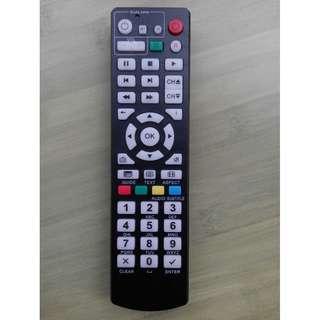 全新黑色升級版 Magic TV 機頂盒代用遙控器 (MTV3000-9500D 所有型號通用) STB Replacement Remote Control