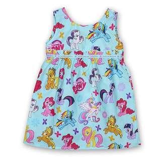 My Little Pony Sleeveless cotton dress