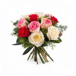 Flower Bouquet∕Hand Bouquet∕Birthday Bouquet∕Anniversary Bouquet∕Proposal Bouquet - 65F2
