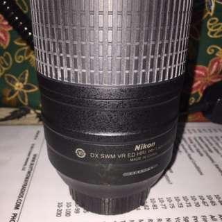 Lens Nikon