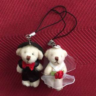 Wedding Bears Chains #Bajet20