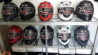 SEC Helmet