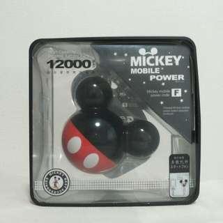 米奇老鼠頭充電器