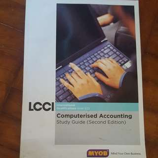 LCCI computerized accounting