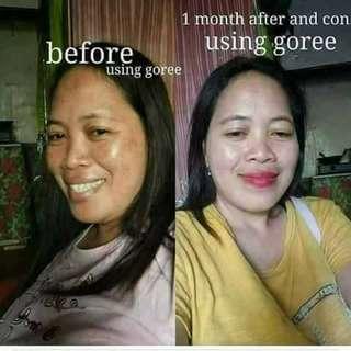 Goree beauty cream @ 280/ea - Authentic 💯%