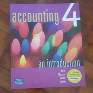 Introdunction to accounting