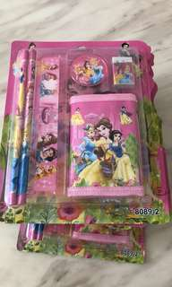 Princess theme party goodies bag packages, door gift, goody bag item