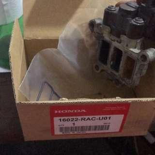 Accord euro r cl7r used iacv valve with new gasket