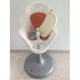 Boon Flair Pedestal Highchair