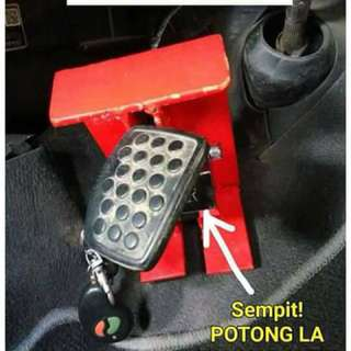 paddle lock