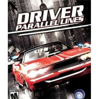 Driver Parallel Lines [GAME PC LAPTOP]