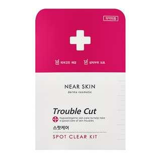 Missha Near Skin Trouble Cut Spot Clear Kit