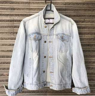 Thiago Washed Denim Jacket