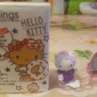 Kinder健達奇趣蛋 Hello Kitty公仔