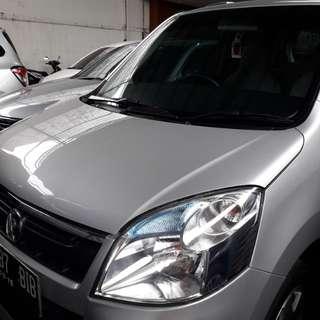 Suzuki karimun wagon 2014 silver