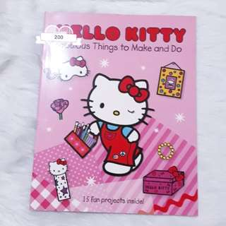 Hello Kitty Project Book