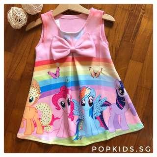 🦄INSTOCK - My Little Pony Dress 🦄