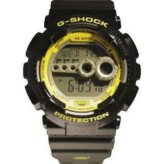 G-Shock x DTW with USB mixtape