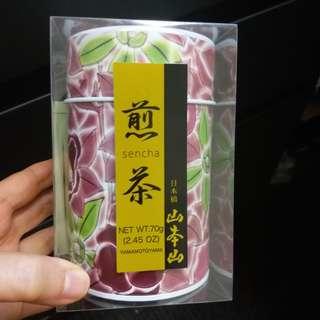 Yamamotoyama sencha 70g (山本山煎茶 ~ 綠茶)