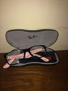 Rayban frame authentic