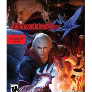 Devil May Cry 4 Special Edition [GAME PC LAPTOP]