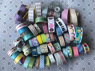 Washi Tape Lot