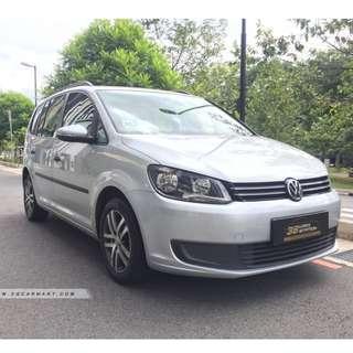 Volkswagen Touran 1.4 Auto TSI DSG