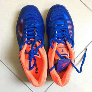 FLYPOWER Plaosan 3 Blue/Orange Size 42