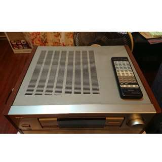 DENON AVC-3530g日製頂級AV擴音機