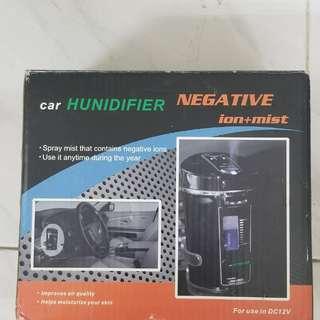 汽車 空氣清新機 加濕器