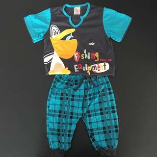228-0025 Boy Cute Set Wear