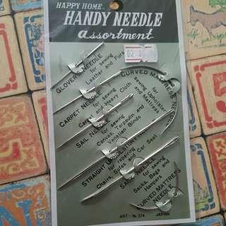 Assortment Needle