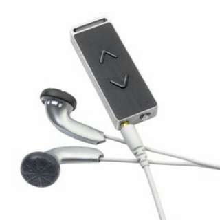 Benjie C3 Mp3 Player Voice Recorder 8GB Flashdisk with Earphone - Black