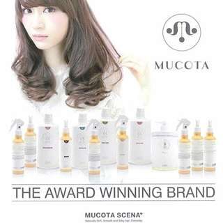 MUCOTA SCENA + DECOR JAPAN HAIR CARE TREATMENT MOISTURE LOCK