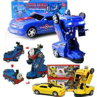 2 in 1 Deformation Robot/Car