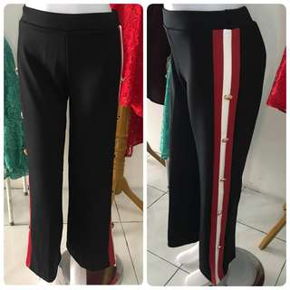 Zara Strip Pants